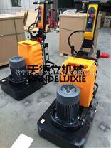 580变频固化地坪打磨抛光机380V石材翻新抛光机 磨地机 路面机械