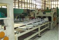 湖北地区厂家直供全自动钢卷铜卷开卷校平剪切生产线
