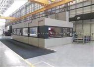 SHW UF6 6-Axis Floor Type Boring &Milling Mach
