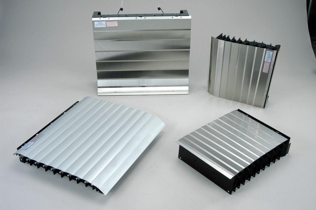 高频热合不锈钢片防尘罩规格厂家产品图