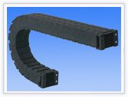 机械特种静音型塑料拖链批发价产品图
