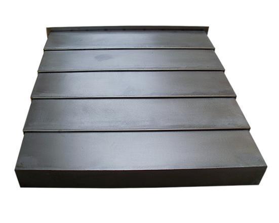 四川自贡钢制伸缩护罩产品图