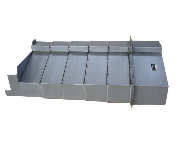 四川眉山钢制伸缩防护罩产品图