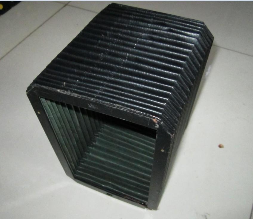 机床导轨防尘罩生产商产品图