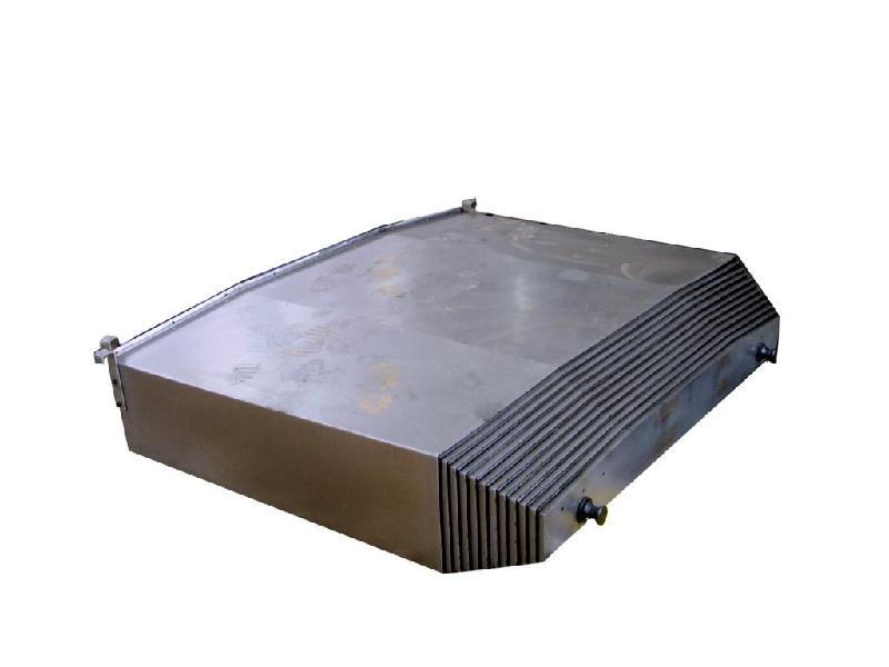 钢板式机床防护罩厂商产品图