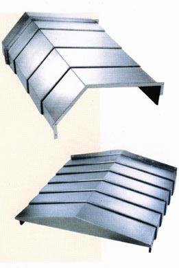 标准型材钢板防护罩产品图