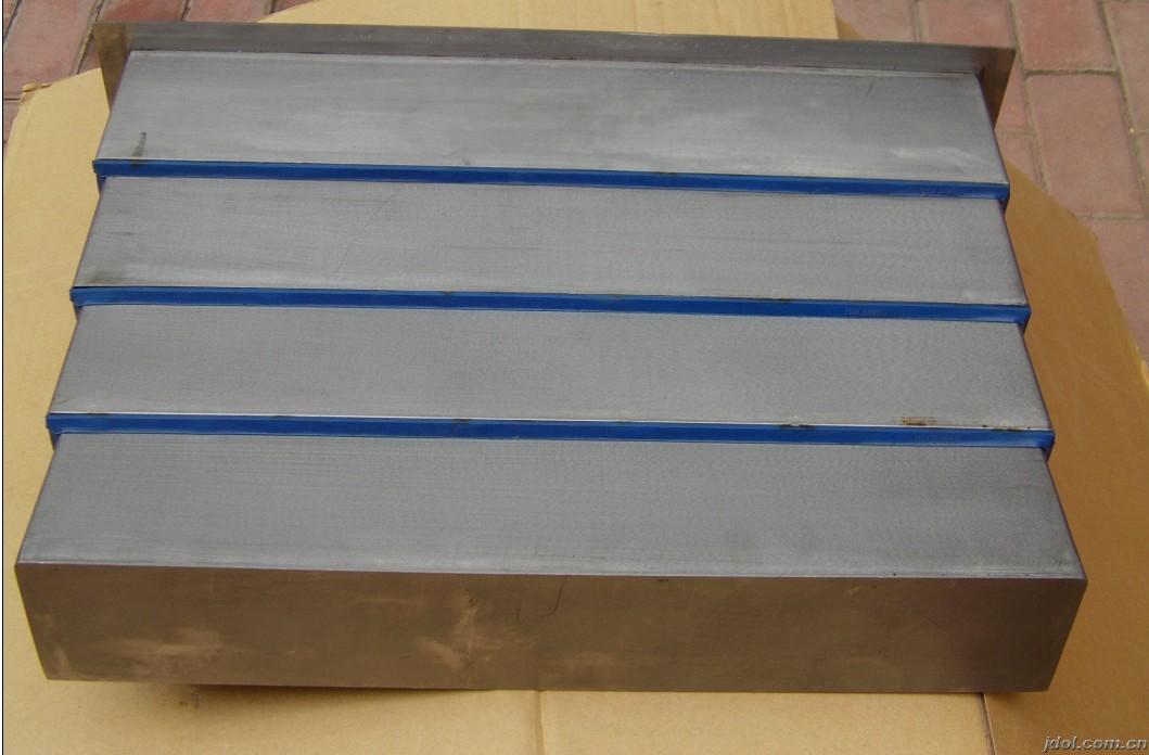 钢制伸缩式防护罩公司产品图