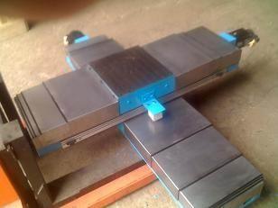 钢制导轨防尘罩厂家产品图
