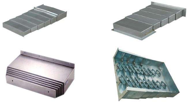 直线导轨护罩厂商产品图