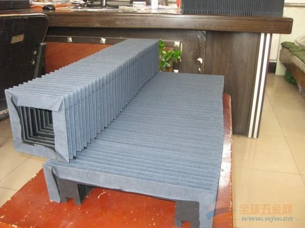 供应导轨式风琴防尘罩产品图