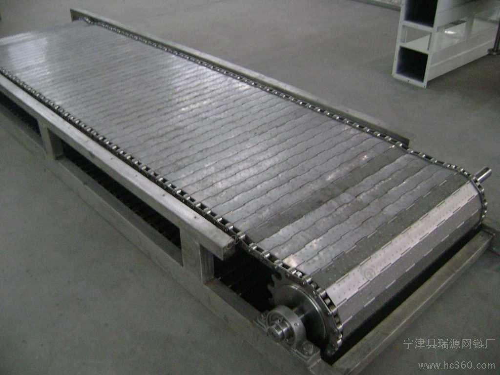 优质机床排屑链板供应产品图