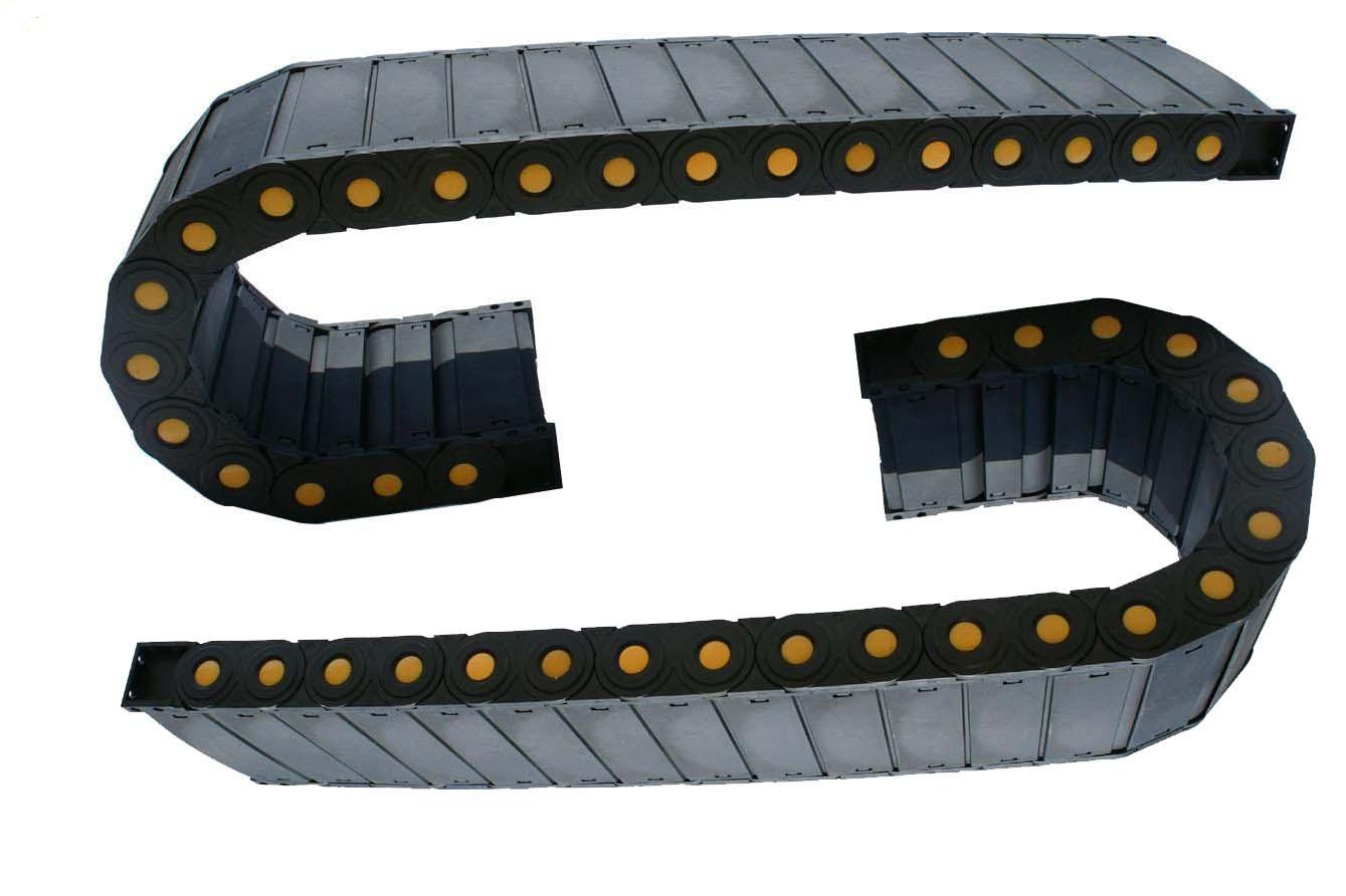 塑料坦克链规格型号产品图