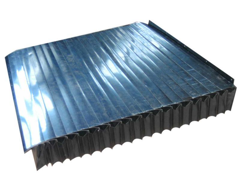 贵州数控车床导轨防护罩产品图