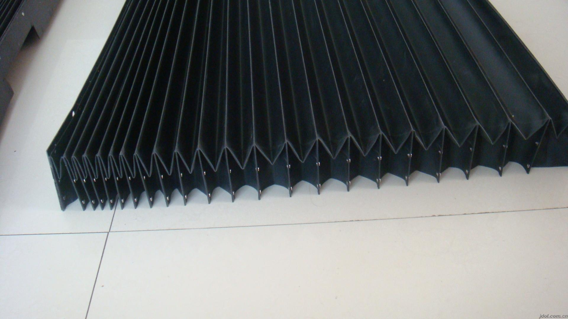 耐磨型风琴防护罩产品图
