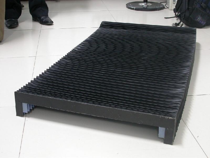 天津防腐蚀风琴防护罩产品图