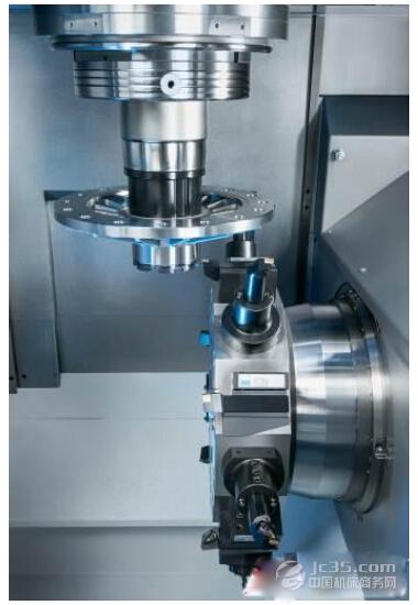 立式车床中心的vl8系列设备专为加工大型工件设计,例如汽车动力总成组