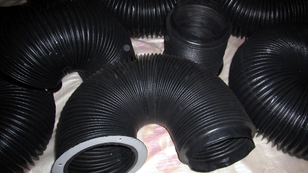 圆筒式伸缩防护罩产品图