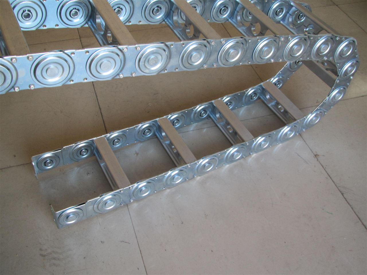 运卷车钢铝链条产品图