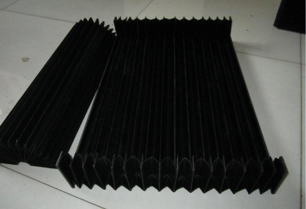 整体伸缩风琴防护罩产品图