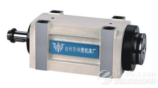 介绍神鹰专利产品:防水主轴头和防水镗铣头