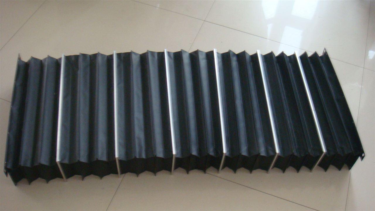 导轨风琴防护罩产品图