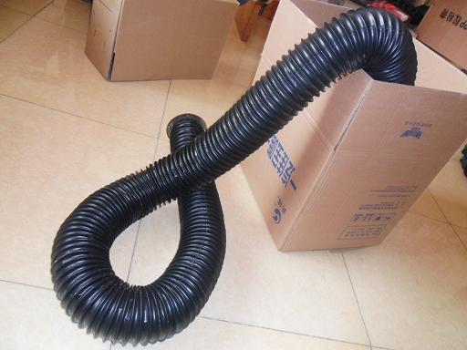 波纹式油缸防尘护套产品图